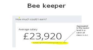 BK salary