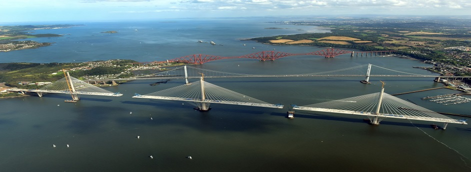 The Queensferry Crossing – a path tosuccess!