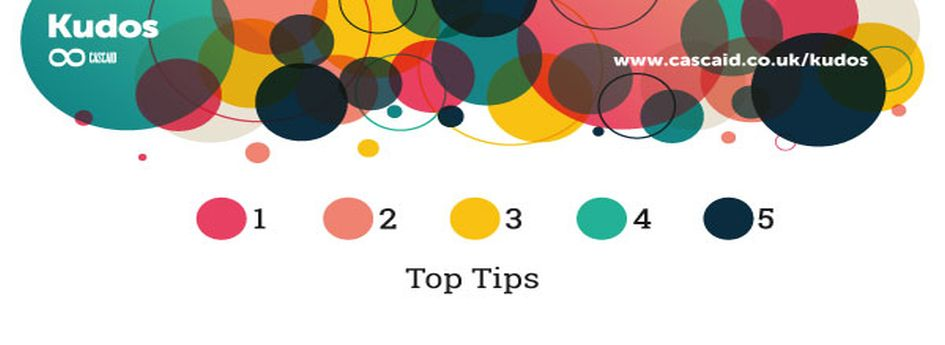 Here are five top tips to help you get started with your careersprovision